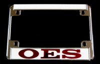 OES Motorcycle Frame