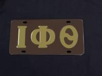 Iota Phi Theta - Mirror Plates