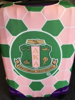 SORORITY LARGE LUGGAGE COVER