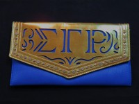 Large Clutch w/ Chain - Sigma Gamma Rho