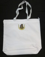 DOI White Tote Bag