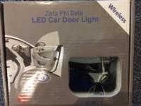 SORORITY CAR DOOR LIGHT