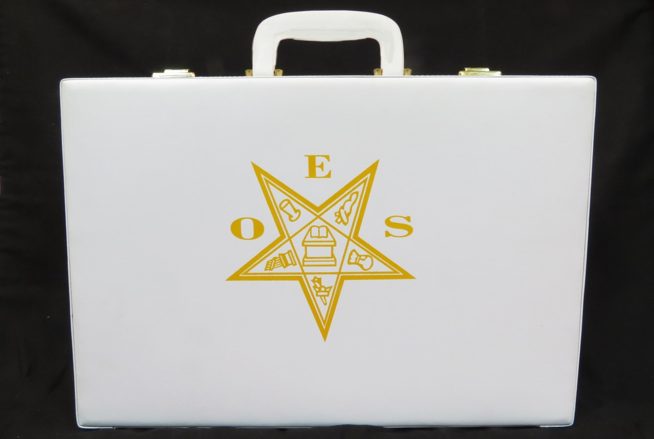 White Oes Briefcase The Greek Shop