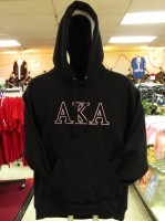 Alpha Kappa Alpha Hoodies (2 Colors)