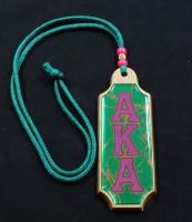 Alpha Kappa Alpha - Domed Tiki