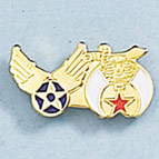 Military/Shrine Lapel Pins