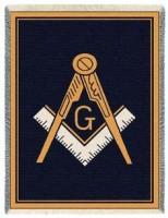 Masonic Afghan