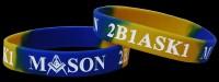 Mason Silicone Wrist Band