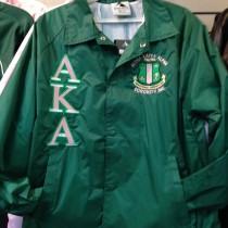AKA Green Line Jacket